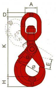 Предохранительные крюки
