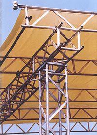 Системы аварийных крыш MATO-N